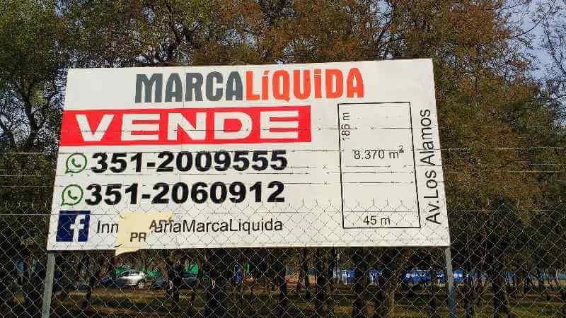 Importante terreno para uso comercial en barrio La Rufina – Córdoba